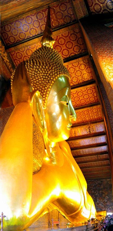 Bangkok Buddhist Temples Thailand - October 2004 & Bangkok Temple Tour: Chao Phraya River to Wat Pho - islam-shia.org