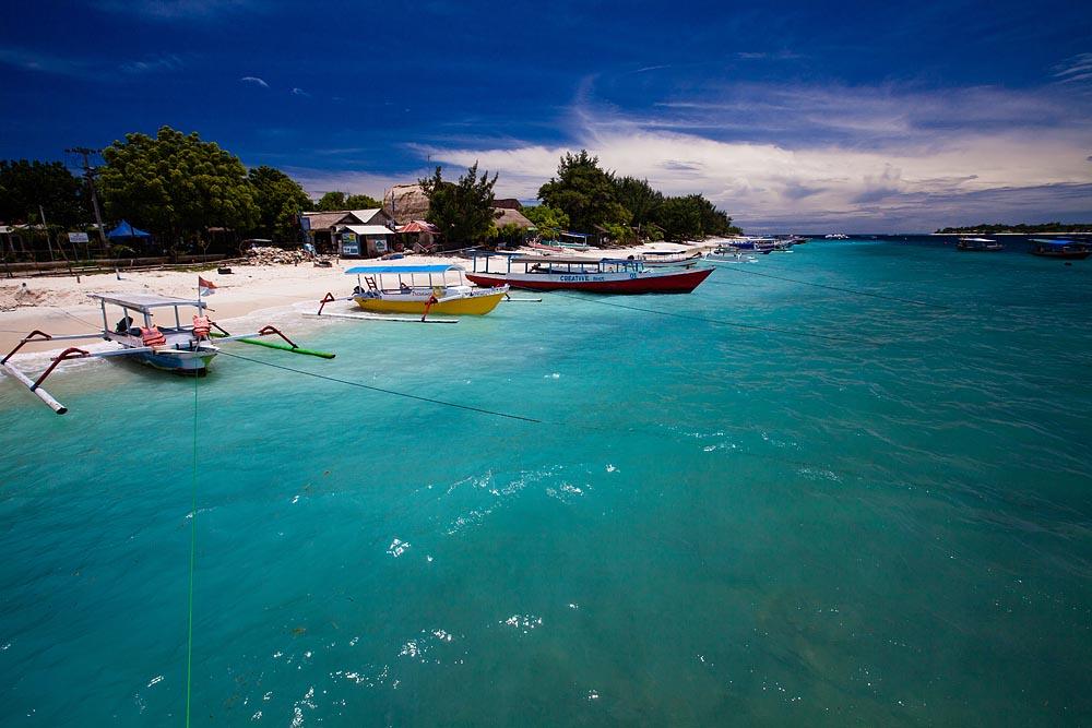 Beachy Sweet on Gili Trawangan in Lombok