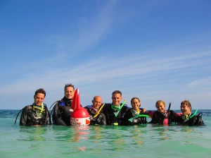 Scuba Diving Class on Panglao Island in Bohol, Philippines