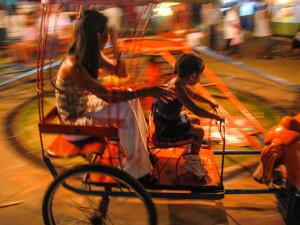 The Tagbilaran Fiesta Carnival in Bohol