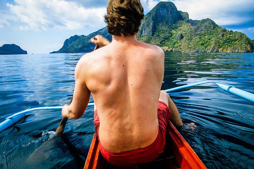 Palawan Sea Kayaking Overnight Island Beach Camping Trip