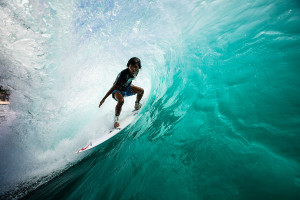 Bali Surf Video: Big Waves in the Bukit