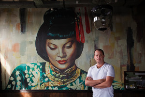 Top Chef Indonesia: Will Meyrick in Bali