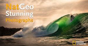 National Geographic in Bali - Big Wave Surfing at Padang Padang