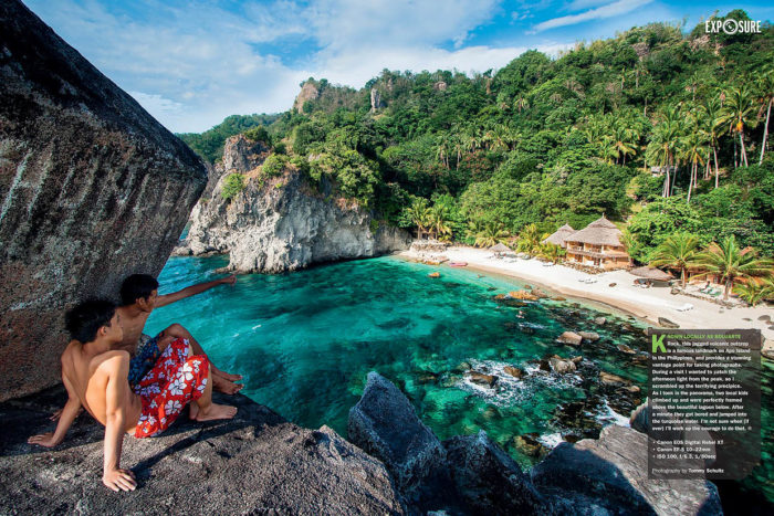 Apo Island, Philippines - Photography Tutorial | Get Lost Magazize | Exposure