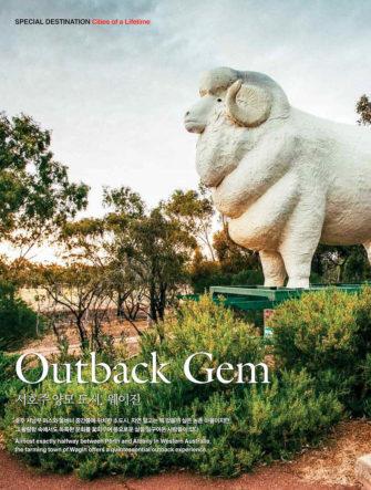 Australian Outback Destination Guide - Wagin, Western Australia | Korean Airlines | Morning Calm Magazine