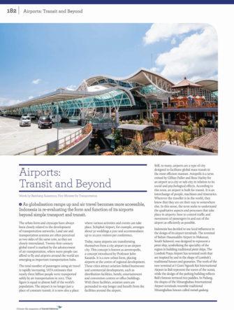 Bali Airport Feature | Colours Magazine | Garuda Indonesia