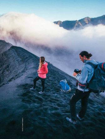 Trekking Mount Bromo, Java | Cover Story | Action Asia Magazine