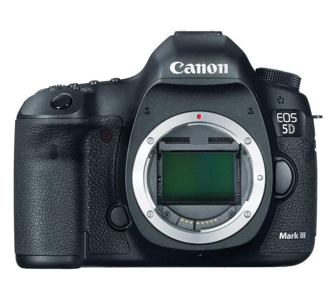 Canon EOS 5D Mark III DSLR