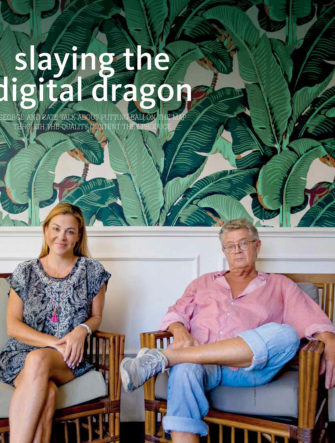 Dragonslayer Asia Profile | Hello Bali Magazine | Portrait Photography