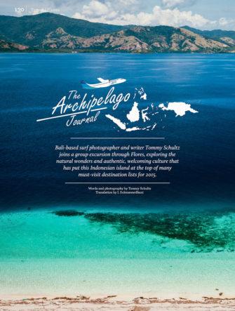 Flores: Beyond Komodo | Garuda Indonesia | Colours Magazine