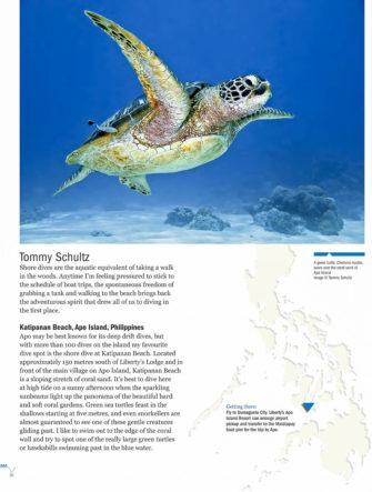 Shorediving Feature | Scuba Diver AustralAsia | Apo Island & Tulamben