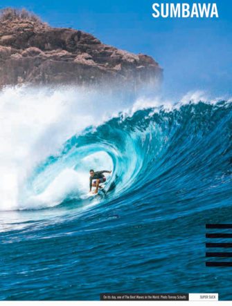 Indonesia Surf Guide | Surf Lingo Guidebook - 25th Anniversary Edition | Surf Photo Koby Abberton