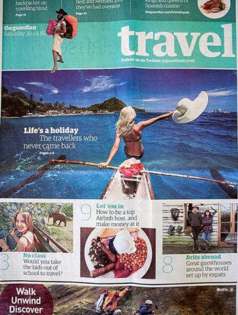 Apo Island Destination Feature | The Guardian | Travel & Underwater Photos
