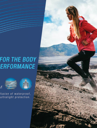 Mountaineering / Trekking Ad | The North Face | Double Gatefold Spread