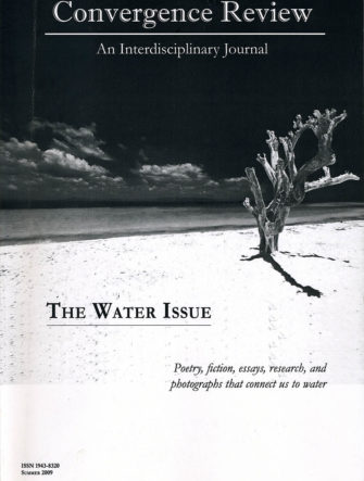 The Water Issue | Convergence Review | Cover Photo | Philippines Environment