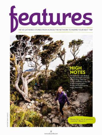 Trekking Mount Kinabalu | Cebu Pacific Airlines | Smile Magazine Cover Story