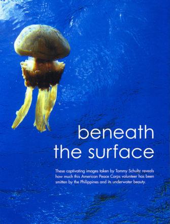 Featured Photographer - Underwater Portfolio | Philippine Airlines | Mabuhay Magazine