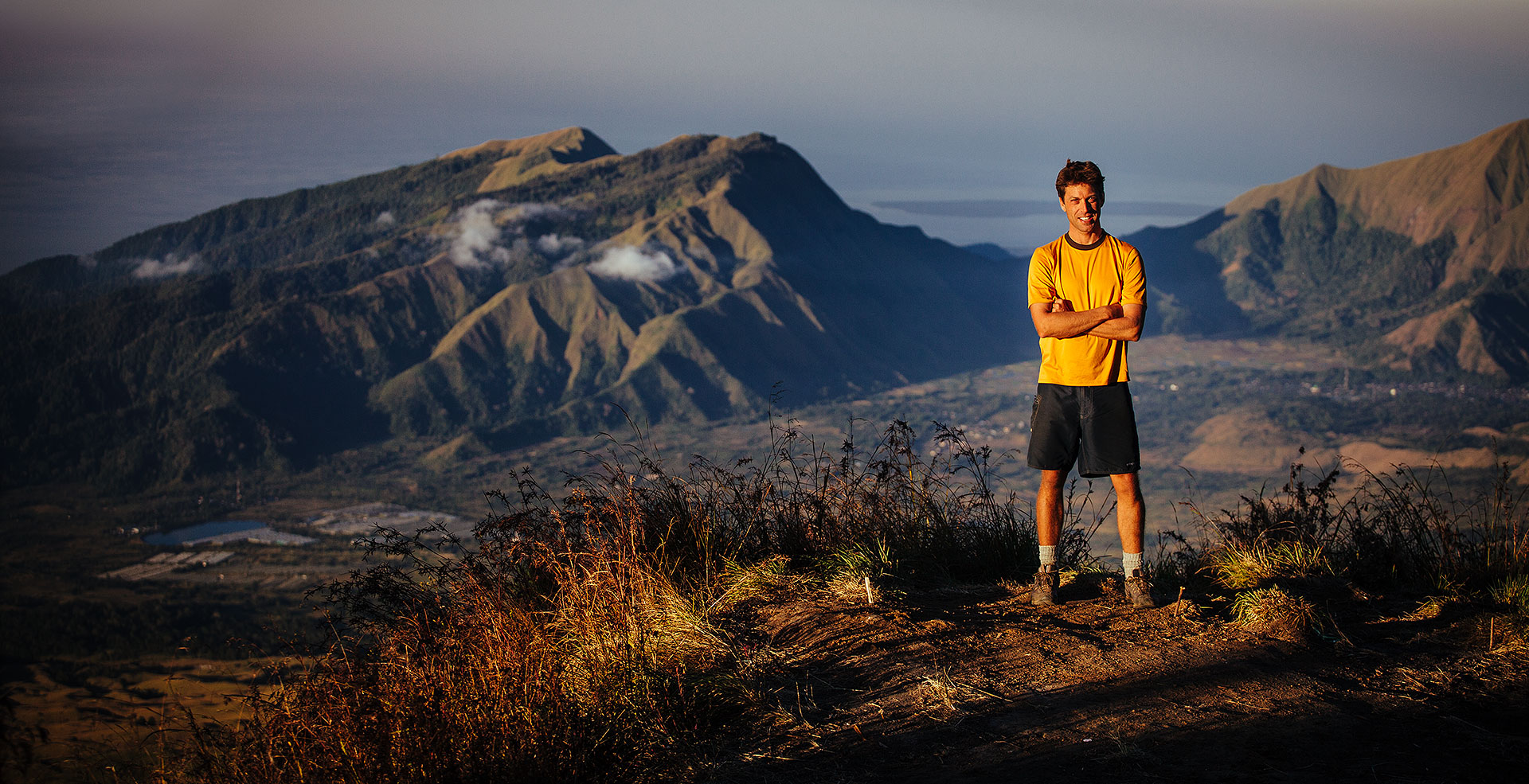 Trekking the Mount Rinjani Volcano in Lombok