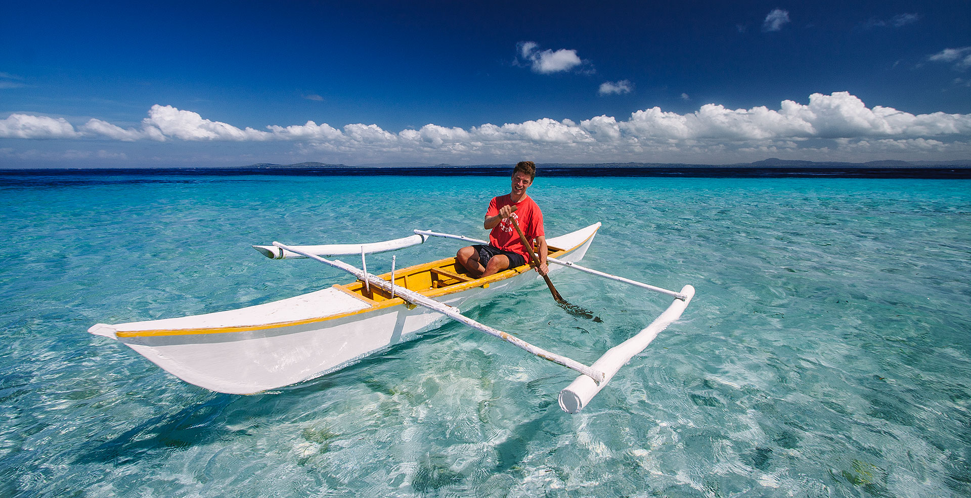 Sea kayaking and island hopping the tropical paradise of the Philippines