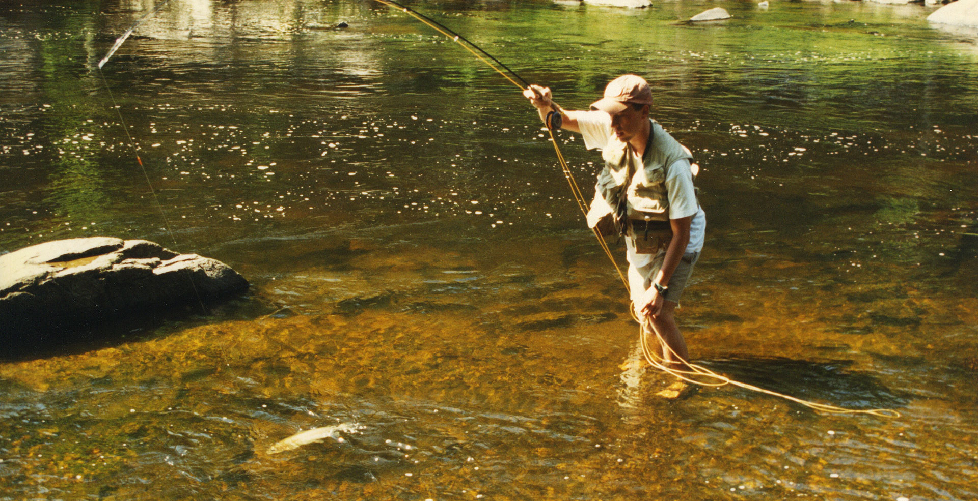 Fly fishing the trout rivers of the Adirondacks