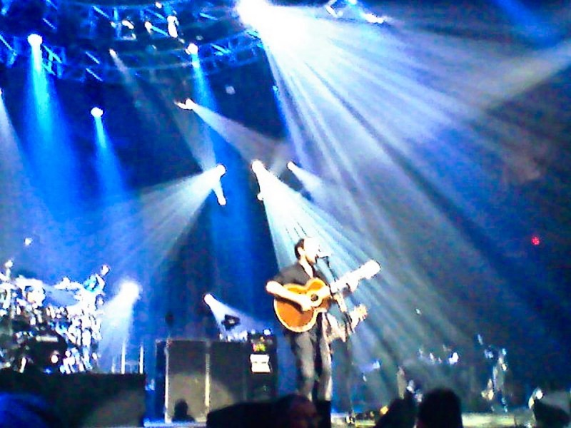 Dave Matthews Band Live in Charlottesville, Virginia
