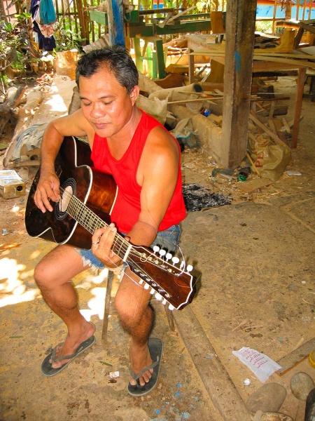 Jun Reputana, Bohol, Philippines