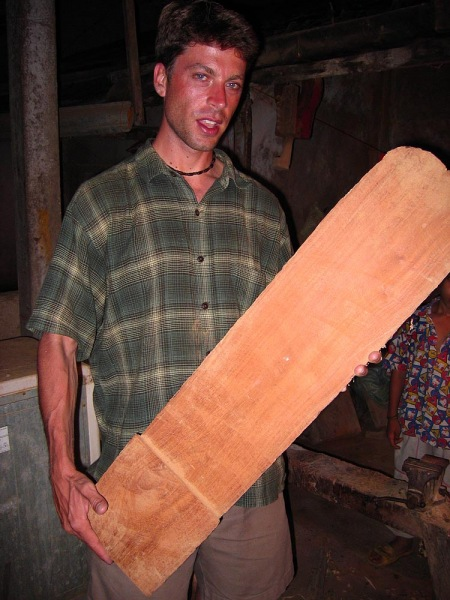 Vintage Jackfruit Plank