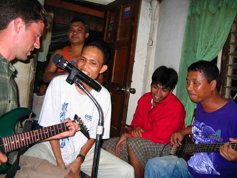 Jam at Jun\'s House