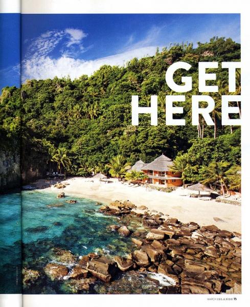 ISLANDS Magazine - Apo Island Feature