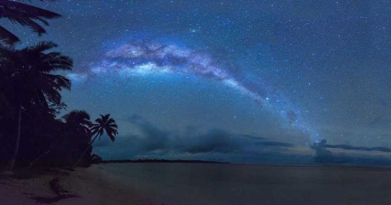 Milky Way Beach