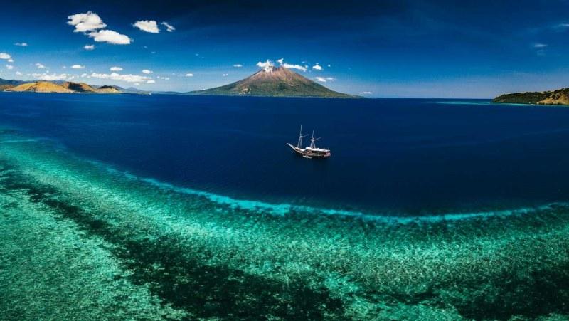 Volcanic Harbor
