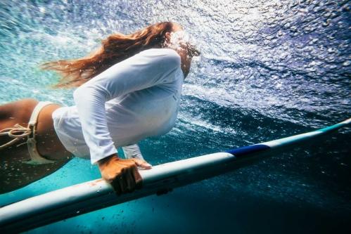Ulu Surfer Girl