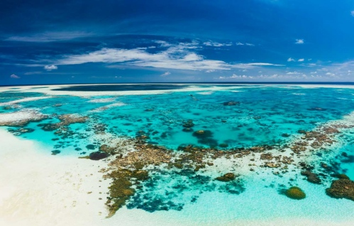 The Blue Atoll