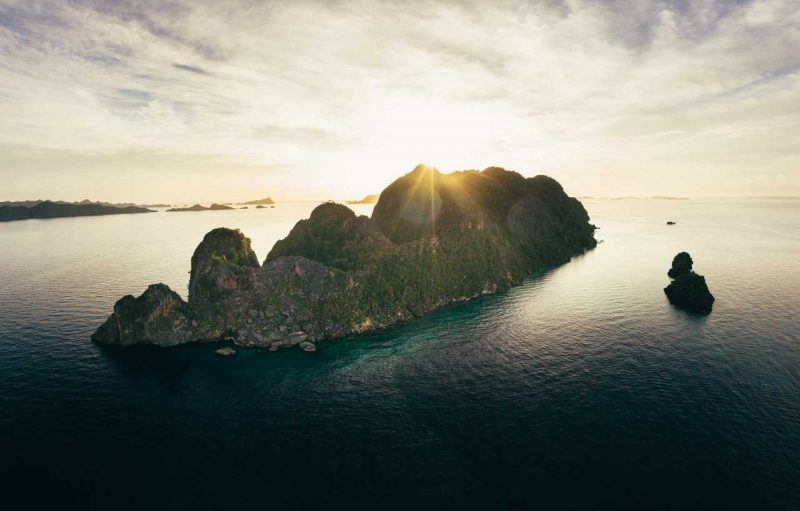 Island Sunburst
