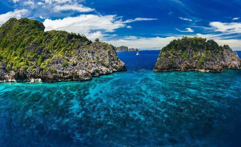 Island Reefscape