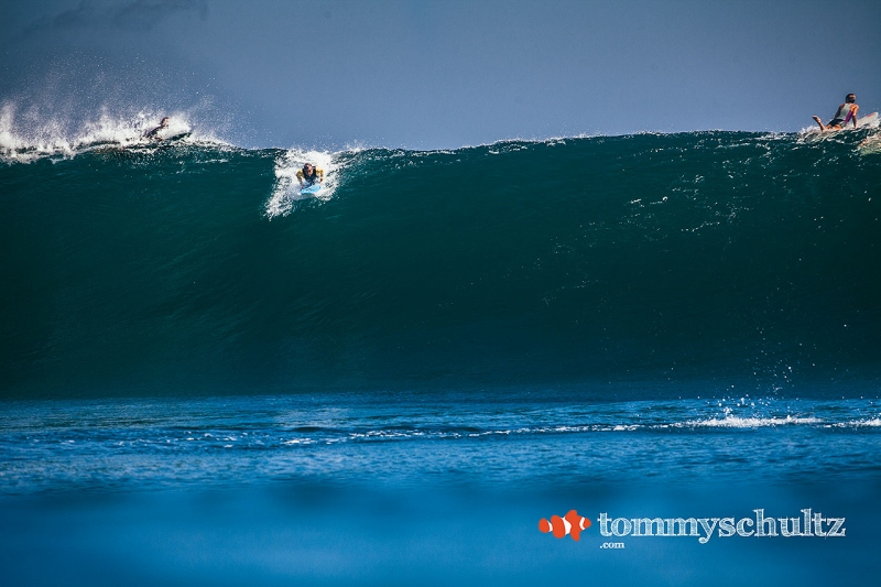 Gerry Lopez in Bali - 50 Best Surf Photos from Uluwatu