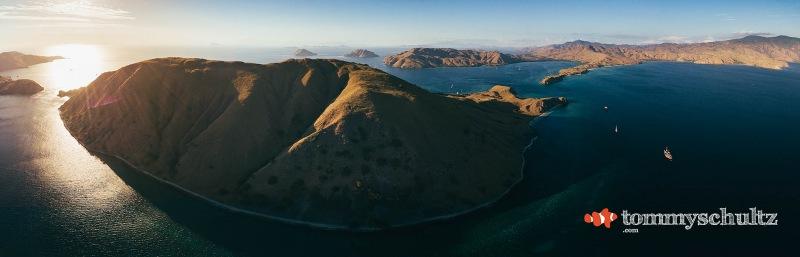 Landscapes of Komodo: Trekking Indonesia's Otherworldly Islands