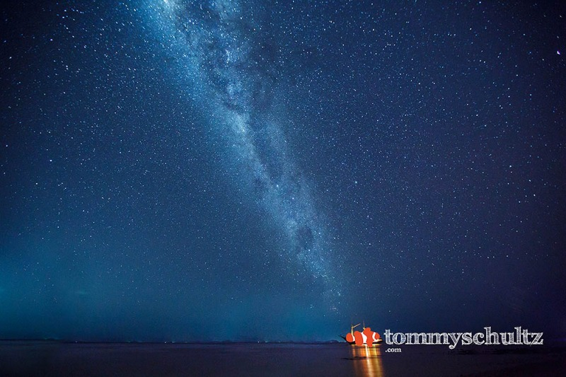 The Milky Way in Komodo: Night Photos in Indonesia's Natural Paradise
