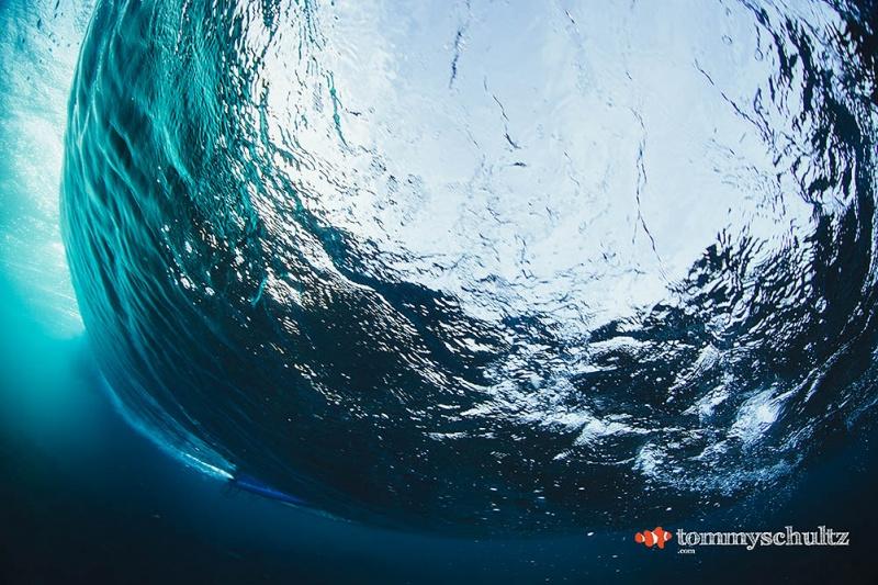 Mentawai Underwater Waves Photo Gallery