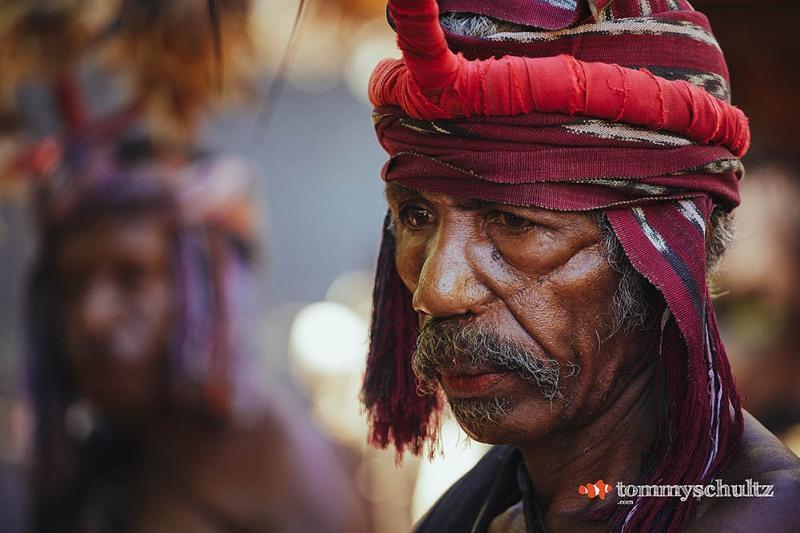 Portraits of East Flores Islanders: Travel Photo Gallery