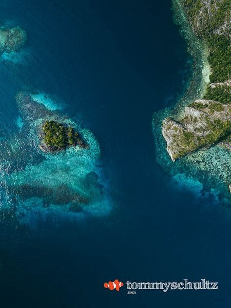 Raja Ampat from the Air: Aerial Photos of Indonesia's Amazing Islands