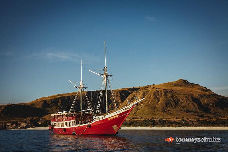 Seven Seas Dive Boat - East of Flores Liveaboard Trip