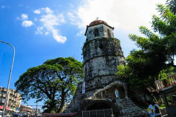 The Historic Bell Tower in downtown Dumaguete, Oriental Negros