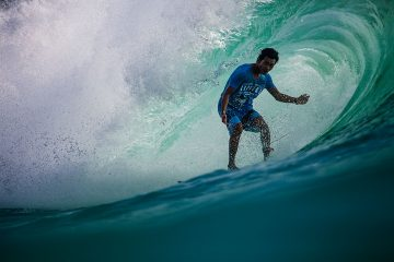 Bali Surf Photo Gallery: Barrels in the Afternoon at Bingin