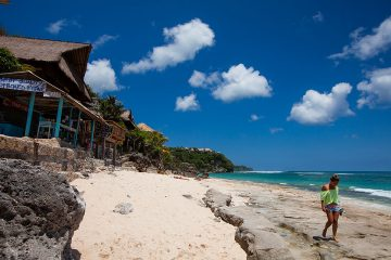 Day trip to one of Bali's most beautiful beaches