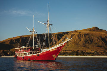 Seven Seas Dive Boat - East of Flores Liveaboard Adventure