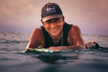 Gerry Lopez in Bali - 50 Best Surf Photos from Uluwatu