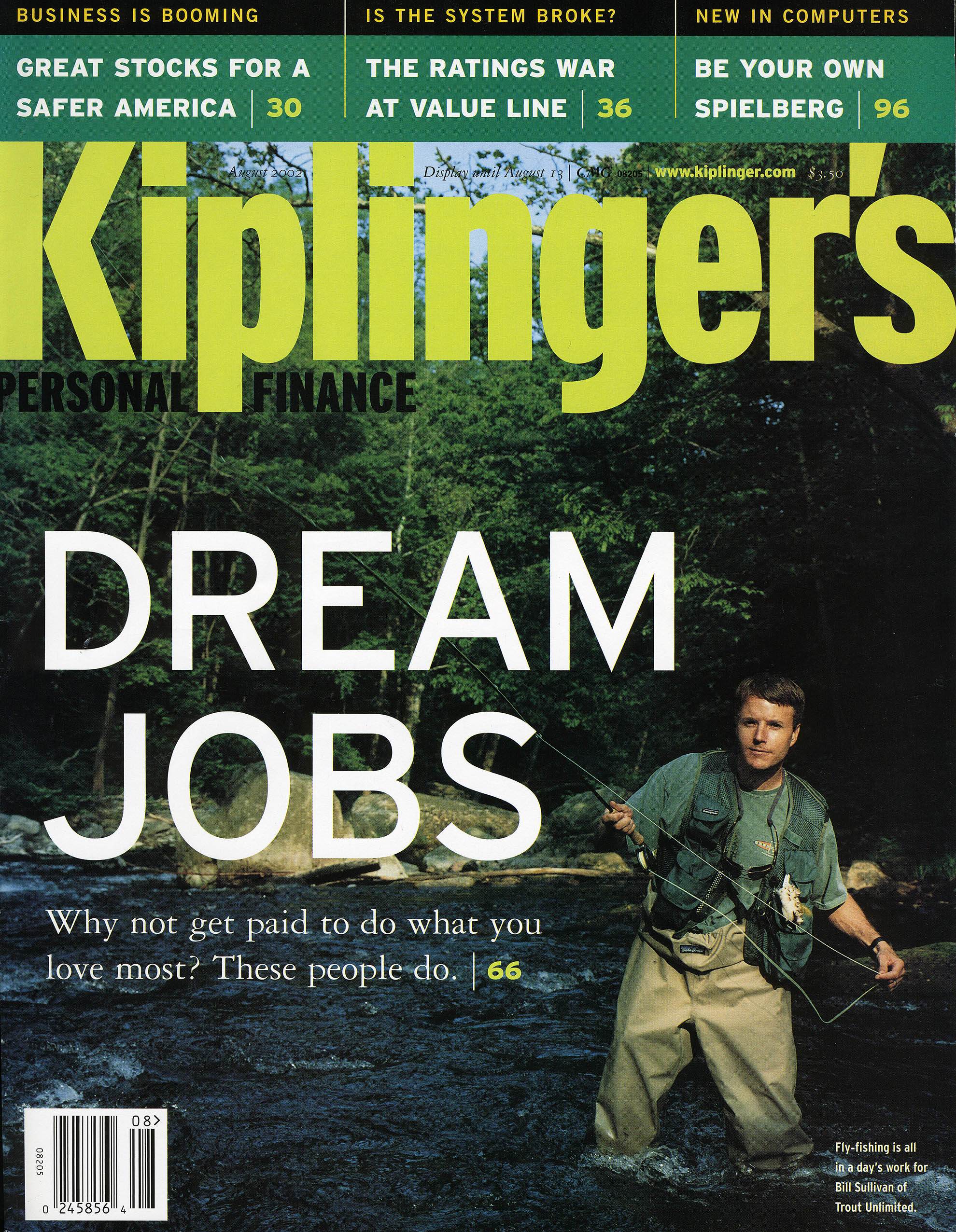 Trout Unlimited Marketing Director - Dream Job