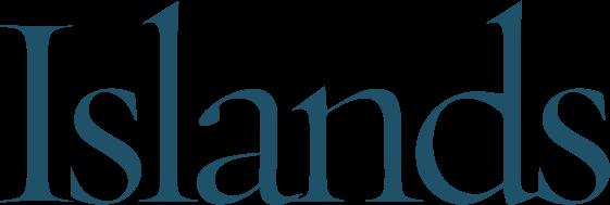 Islands Magazine Logo